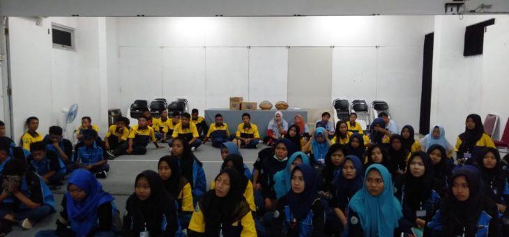 Kunjungan SMKN 1 Trowulan