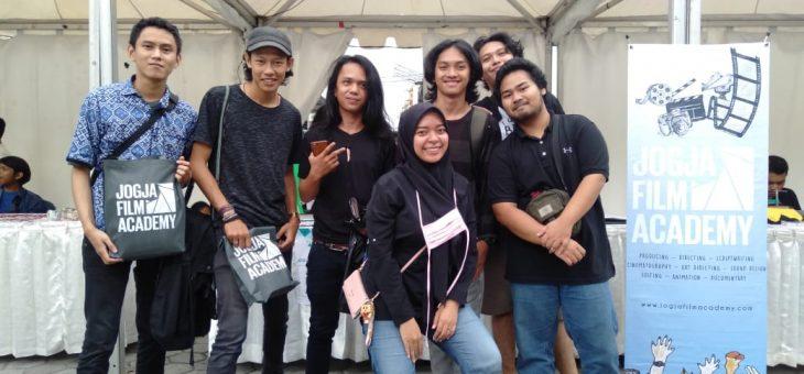 Screening dan Diskusi Film di Acara Muda Kaya Karya MNC TV