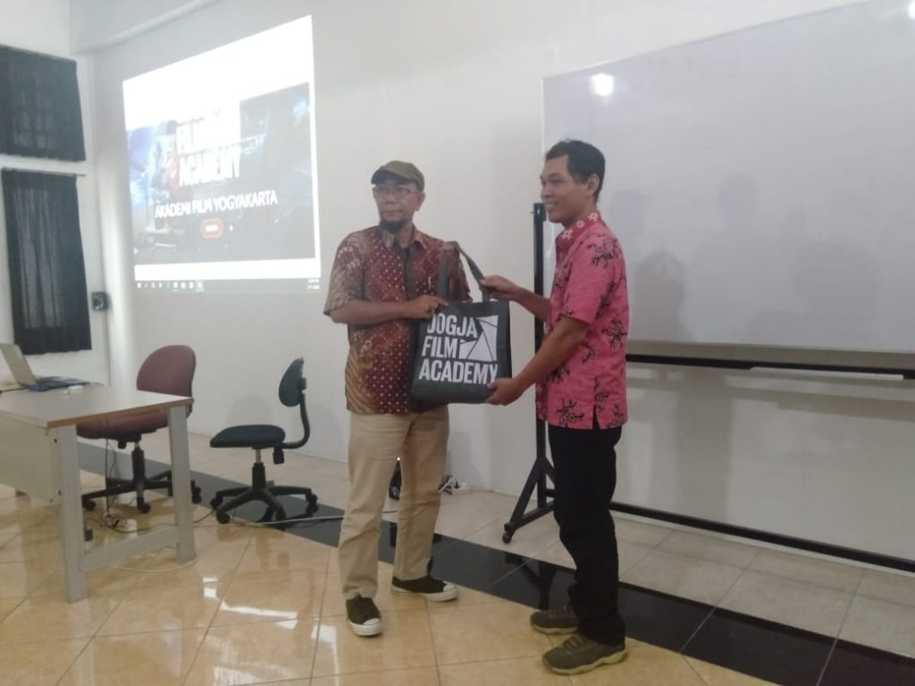 Kunjungan SMK Dr. Soetomo Surabaya
