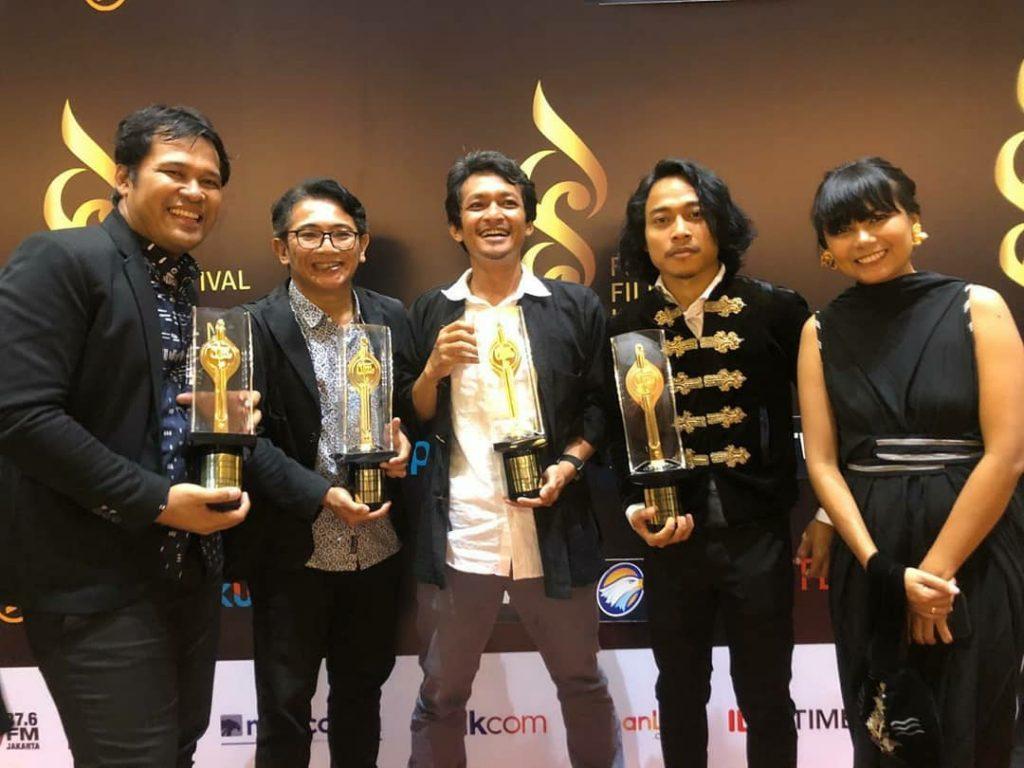 Kucumbu Tubuh Indahku meraih 8 Piala Citra dalam Festival Film Indonesia tahun 2019