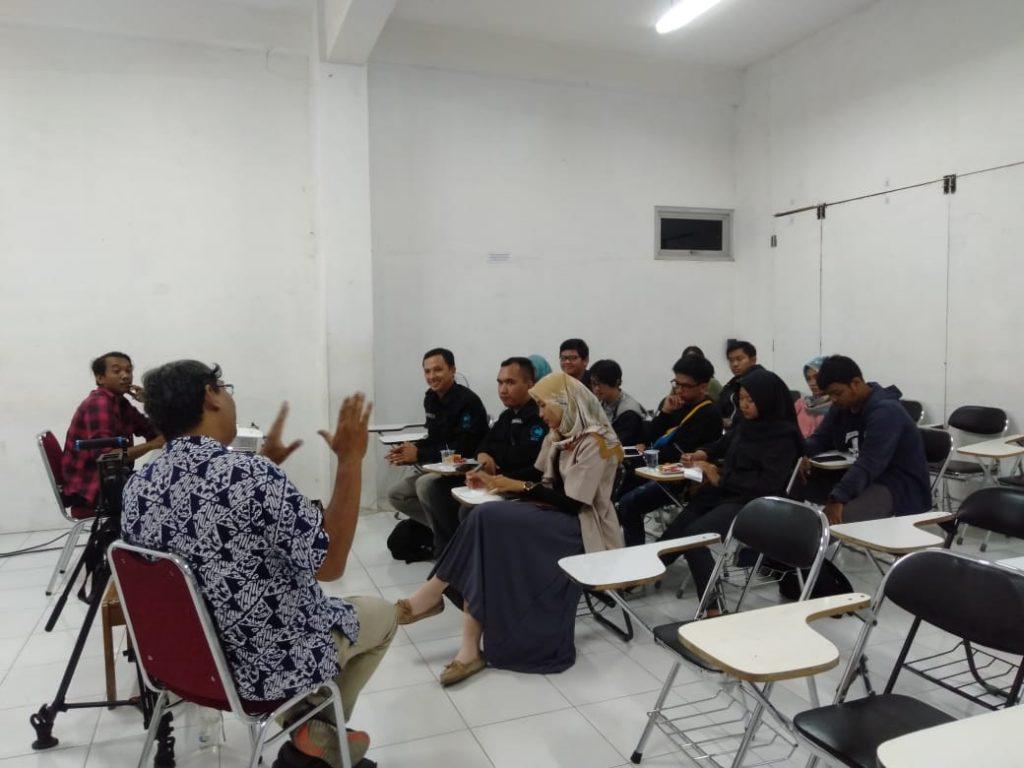 Kunjungan dari Universitas Negeri Yogyakarta