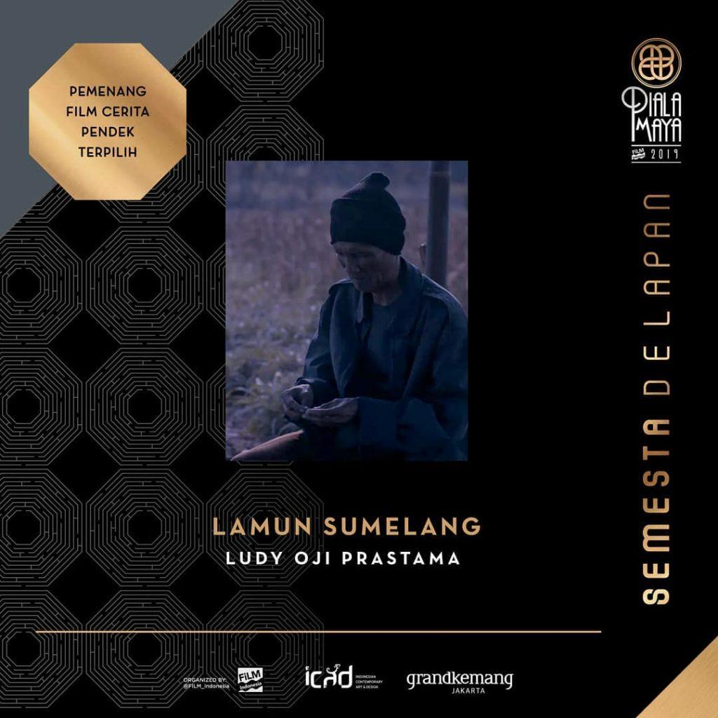 Film Cerita Pendek LAMUN SUMELANG Meraih Penghargaan Piala Maya 2019