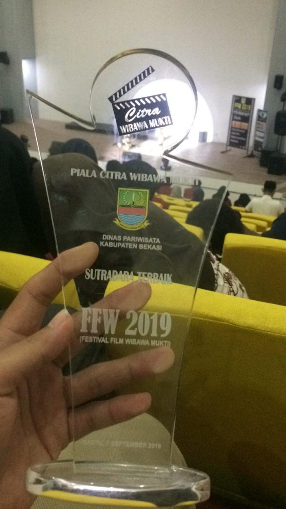 Read more about the article Penghargaan Sutradara Terbaik dalam Festival Film Wibawa Mukti 2019